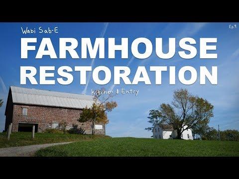 Farm House Restoration | Kitchen Electrical | Ep.9 |