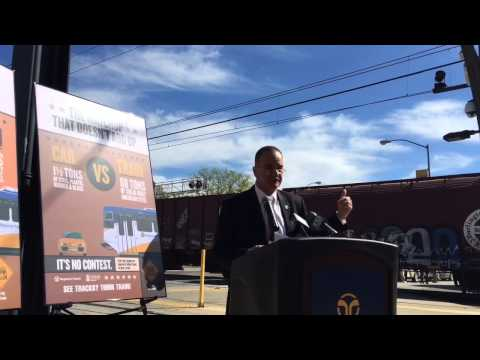 Sacramento Light Rail Agency Launches Train Safety Program