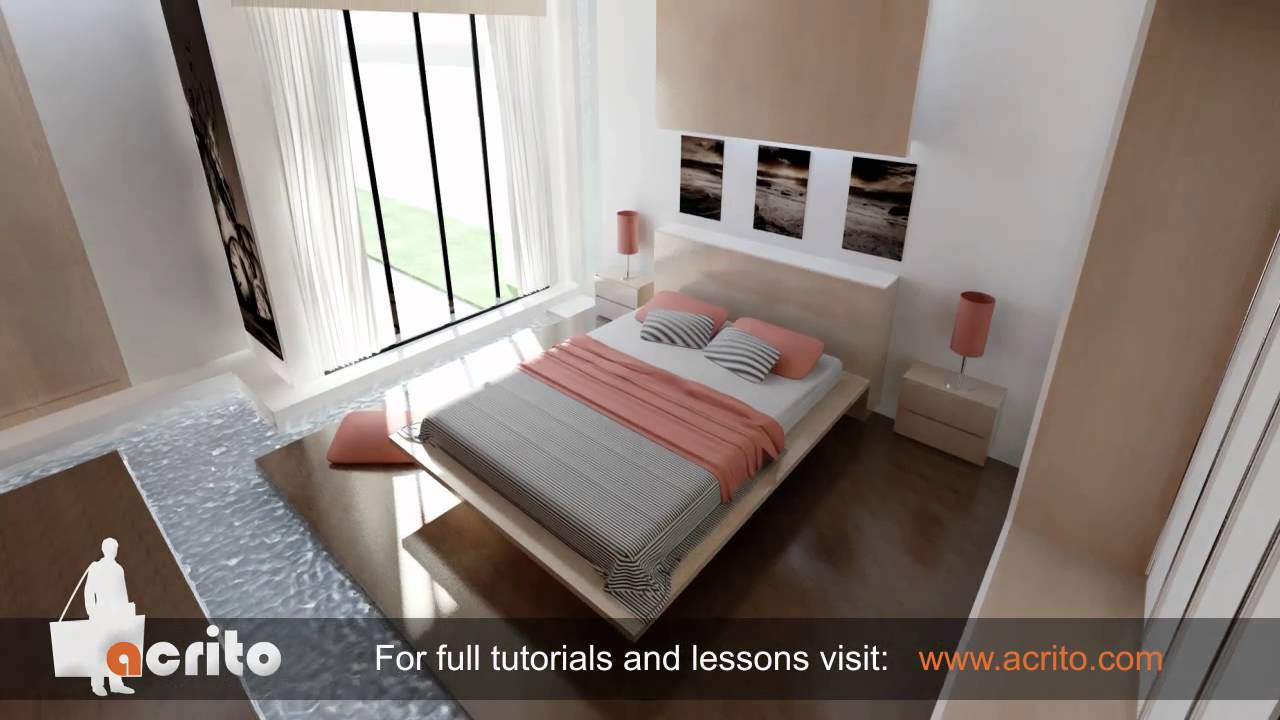 Architectural Tutorial On 3ds Max Youtube