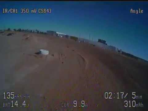 Blade Vortex 150 El Paso Speedway Park