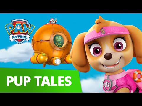 PAW Patrol | Pup Tales #11 | Rescue Episodes