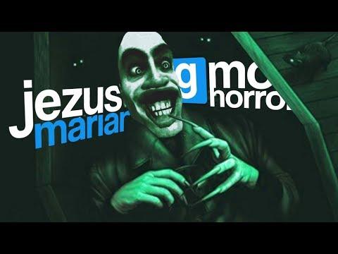 JEZUS MARIAN - Garry's Mod: Horror Map (PL) #14 (Zagrajmy w)