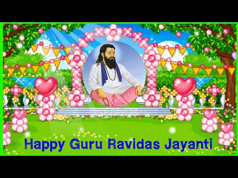 Guru Ravidas Gurpurab/Jayanti||Greetings|Wishes|SMS|Quotes|Punjabi||Best WhatsApp Status Song Video|