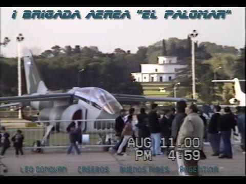 """I Brigada Aérea """"El Palomar"""""""