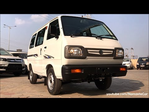 Maruti Suzuki Omni/Every E 2018 | Real-life review