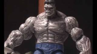 Gray Hulk movie line review