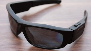 Pivothead Durango Glossy Black Recording Sunglasses Review
