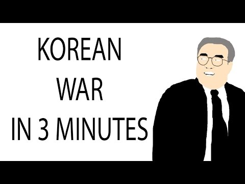 Korean War | 3 Minute History