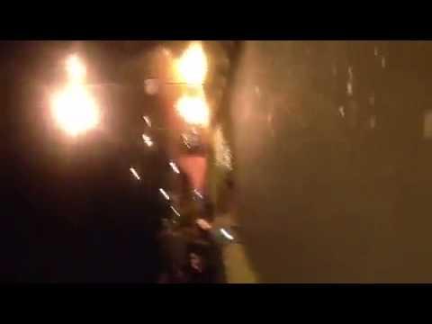 Tanker blast at NH 8