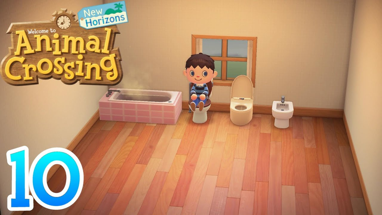 Bathroom Ideas Animal Crossing New Horizons - Home Idea