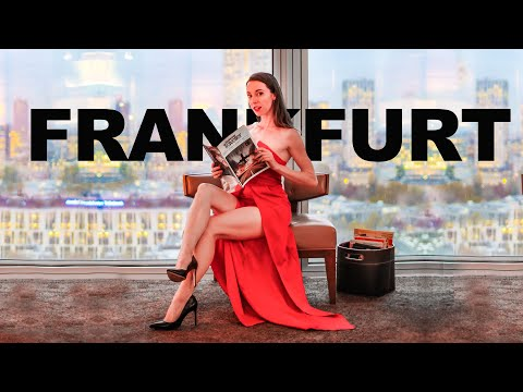Best things to do, eat, and see in Frankfurt | MY FAVORITE GERMAN CITY!
