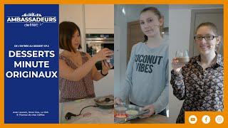Délicieux cupcakes à faire au Cook Expert, Robot Kenwood et Four vapeur Siemens - Le Dessert Ep. 3/4