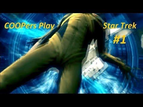 Star Trek the COOPers Play