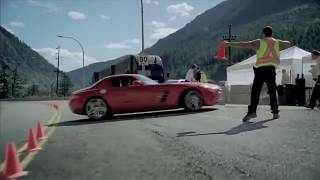Mercedes AMG- Truly amazing- Sprint against gravity