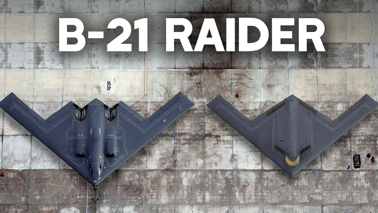 Most Advanced Bombers In The World