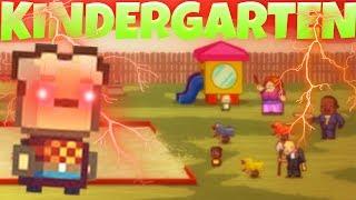 Kindergarten - Monstermon Card RITUAL - Doomsday in Kindergarten! - Kindergarten Game Ending