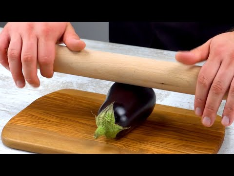 voilà-pourquoi-il-faut-aplatir-l'aubergine-avec-un-rouleau-à-pâtisserie