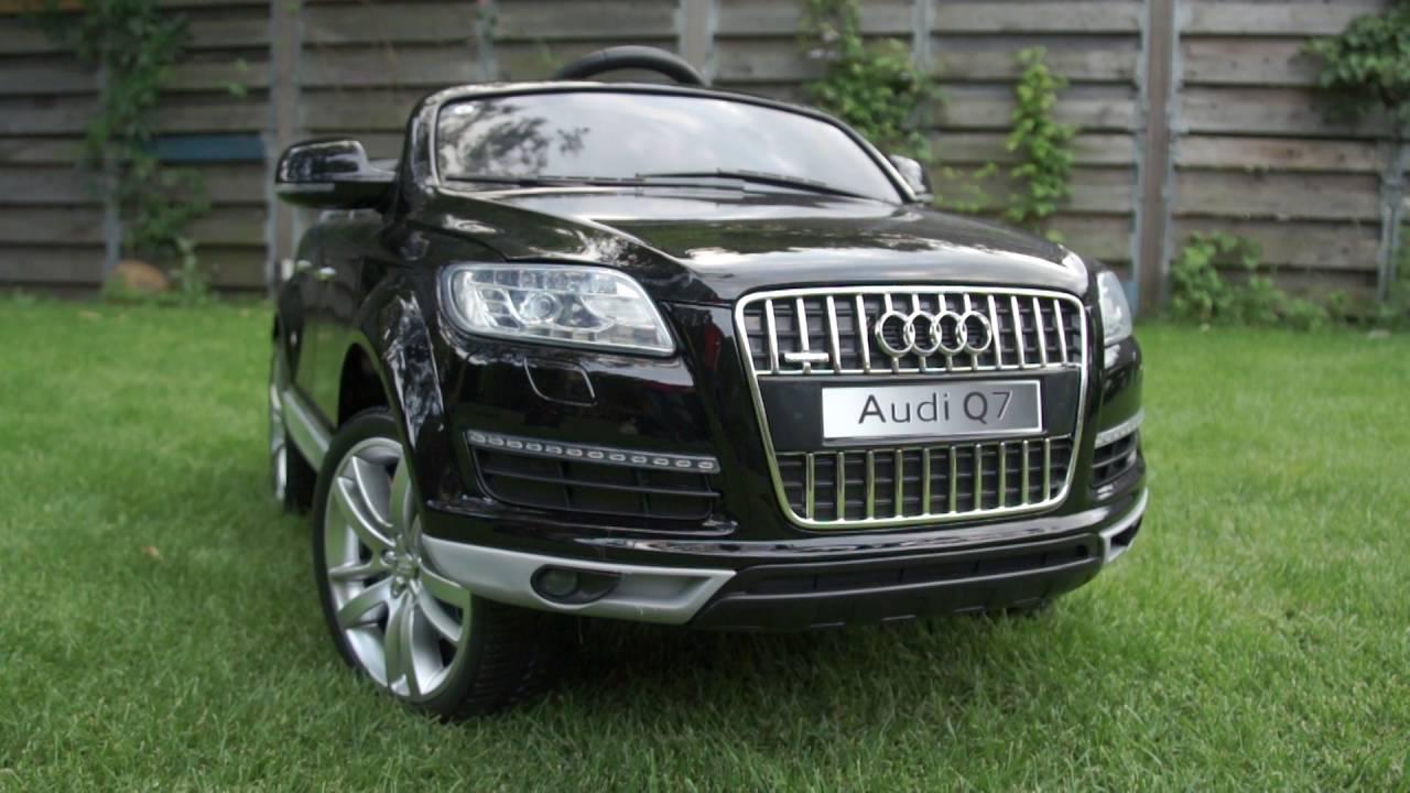 Service Best International Audi Q7 Toy Car Rc Youtube