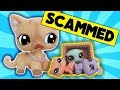 🔥I GOT SCAMMED & CALLED THE POLICE FOR LPS STORY TIME!🔥