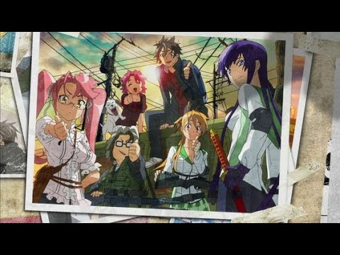 Highschool Of The Dead   Opening