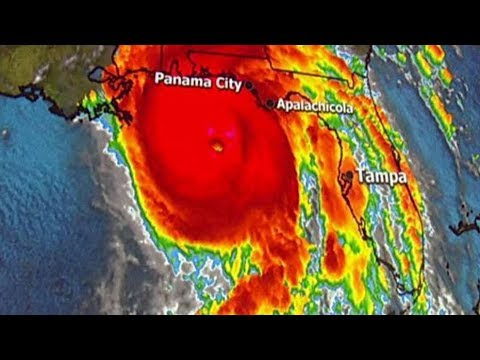 BREAKING: Hurricane Michael Category 4 Storm Targets Florida Panhandle