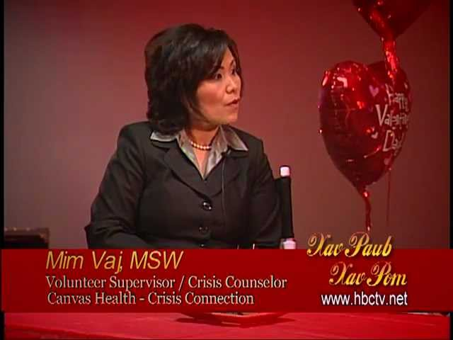HBC - Pt1 Xav Paub Xav Pom -Valentines Day: Marriage and Relationship with Mee Vang.