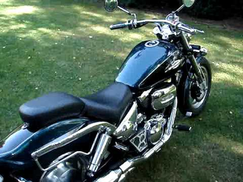 suzuki vz 800 marauder 1997 youtube. Black Bedroom Furniture Sets. Home Design Ideas
