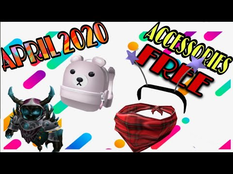 *APRIL* HOW TO GET FREE ITEMS ON AVATAR SHOP 2020 [ROBLOX]