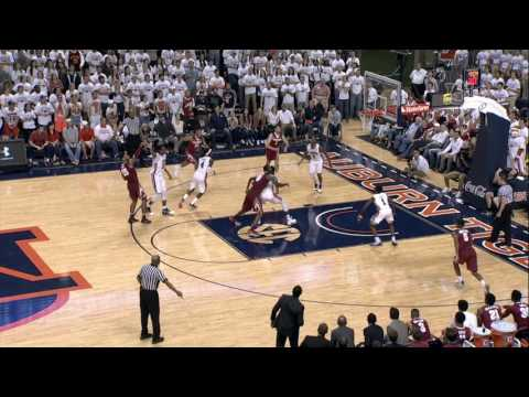 Auburn Basketball Highlights vs. Alabama