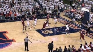 Repeat youtube video Auburn Basketball Highlights vs. Alabama