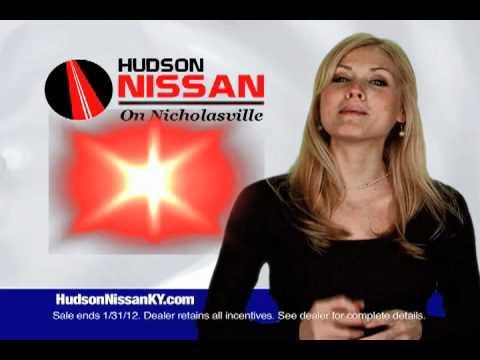 HUDSON NISSAN KY ONE PENNY PROFIT SALE 30