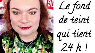 LE FOND DE TEINT QUI TIENT 24H - TEST DERMACOL 24H CONTROL