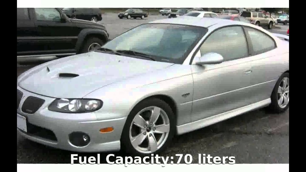 2003 Pontiac GTO - Features, Review - YouTube