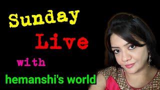 Sunday Live With Hemanshi