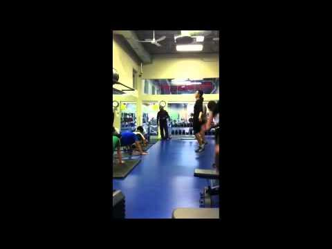 Élite Santé Fitness entraînement en circuit avec Premier Football Academy