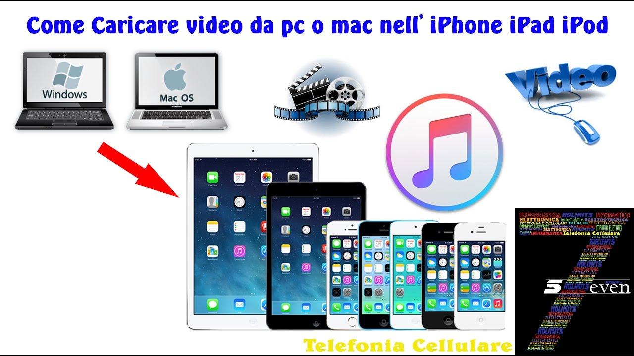 Collegare iPad al computer tramite USB - Supporto Apple