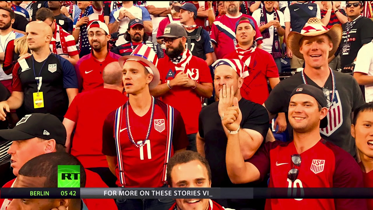 The Stan Collymore Show: Backlash over US missing out on 2018 WC, Alexi Lalas recalls USA 94