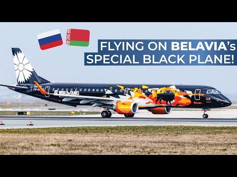 TRIPREPORT | Belavia (ECONOMY) | Embraer 195 | St. Petersburg - Minsk