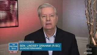 Sen. Lindsey Graham Supports Trump's Response To Covid-19, Blames China | The View