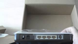 Sitecom Moem Router N300 X4