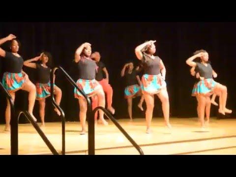 Zuvaa African Dancers-- Ohio State African Night 2015
