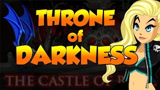 THRONE OF DARKNESS AQW 2016 /join castlebone