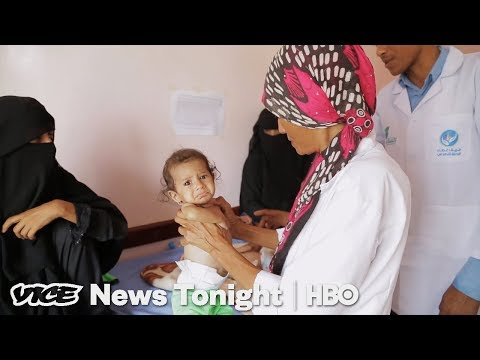 This Doctor Is Trying to Save the Starving Children of Yemen (HBO)
