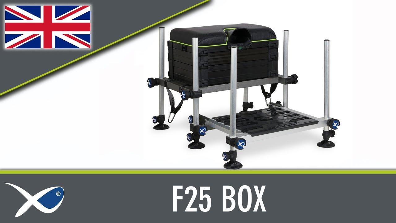 *** Coarse & Match Fishing TV *** New F25 Box