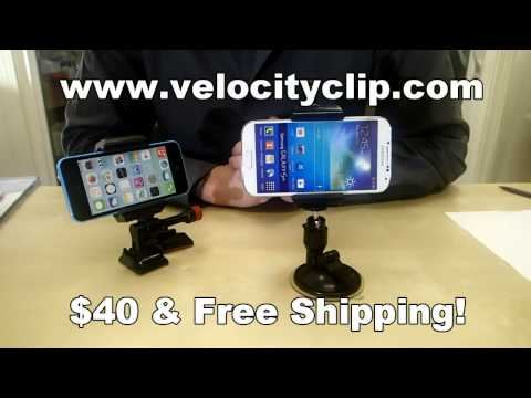 Windshield Car Mount Holder For All Samsung Models S2 S3 S4 S5