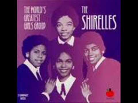 Shirelles - Tonight's the night.