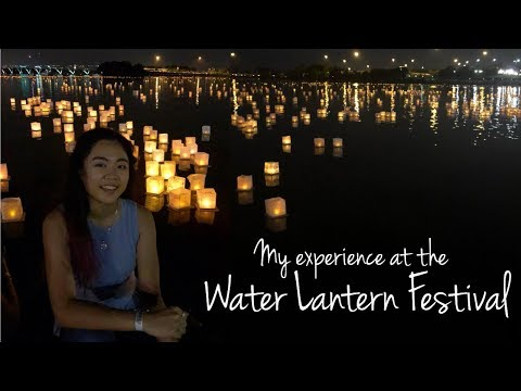 Water Lantern Festival 2018 | Washington D.C.