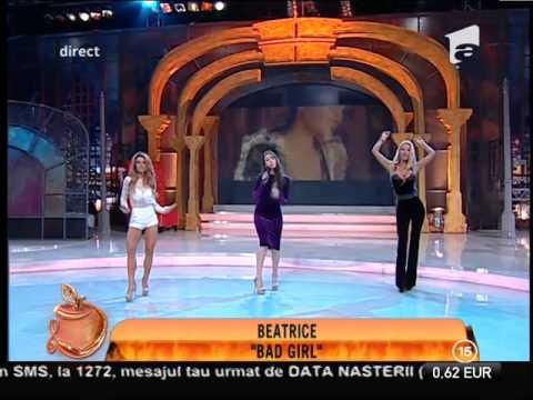 "Beatrice - ""Bad girl"""