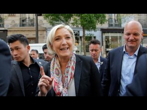 Will Marine Le Pen win the French presidential election?