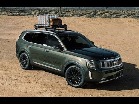 2020 Kia Telluride Test Drive and Review Specs : New Kia Telluride Reviews Specs and Test Drive